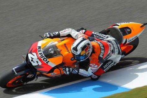 Dani Pedrosa erwartet am Sonntag ein anstrengendes Rennen