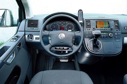 VW T5 Multivan 2.5 TDI Comfortline