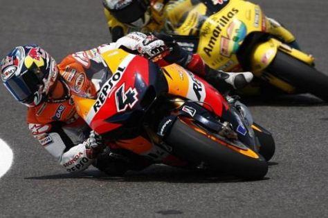 In Jerez fuhr Héctor Barberá dem Rest des Feldes zumeist nur hinterher