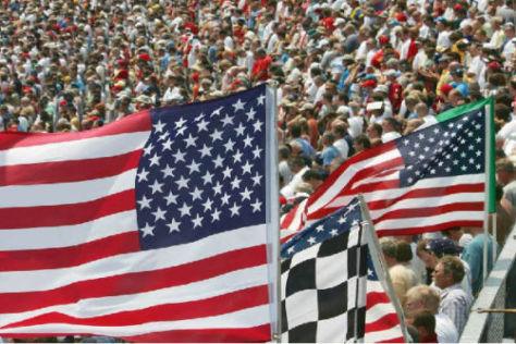 Stars and Stripes: Die Formel 1 könnte ab 2012 im Liberty State Park gastieren