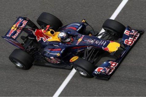 Helmut Marko deutet an: Der RB6 von Red Bull ist in Spanien drei Zehntel schneller