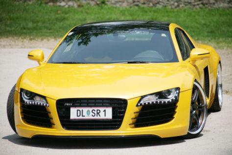 Getunter Audi R8