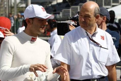 Formel 1: Sauber