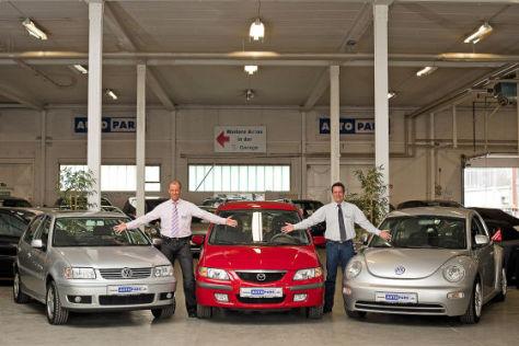 VW Polo Mazda Premacy VW New Beetle
