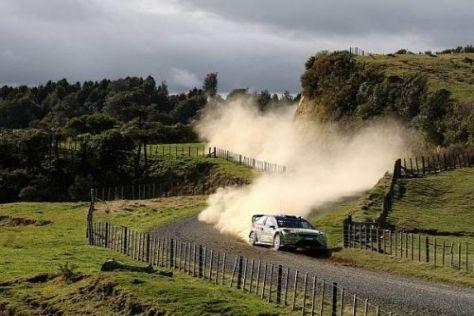 Schaulaufen in Neuseeland: 2010 feiert diese Rallye ihr 40-jähriges Jubiläum