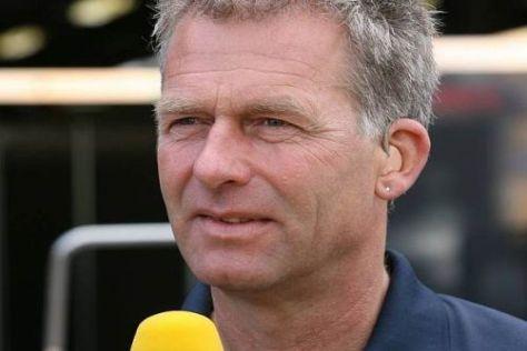 Christian Danner glaubt, dass es Michael Schumacher weiterhin schwer haben wird