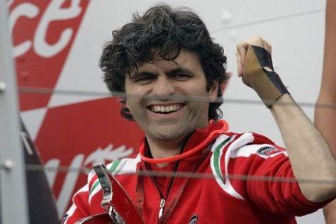 Filippo Preziosi durfte über den Weltmeisertitel 2007 jubeln