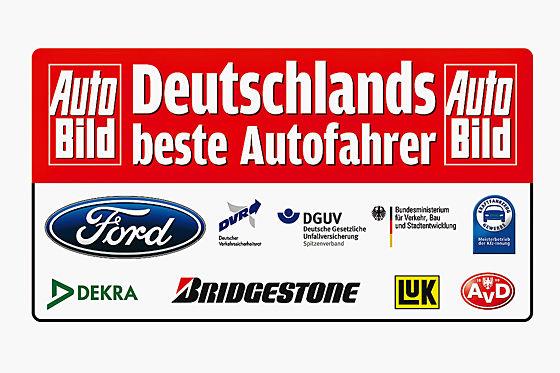 Deutschlands beste Autofahrer-Logo