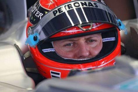 Michael Schumacher glaubt nach wie vor, dass er es noch schaffen kann