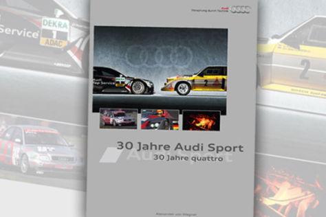 Audi Buch 30 Jahre