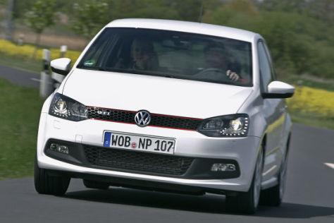 Fahrbericht VW Polo GTI