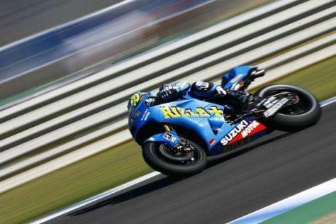 Loris Capirossi freut sich schon sehr auf das MotoGP-Gastspiel in Silverstone