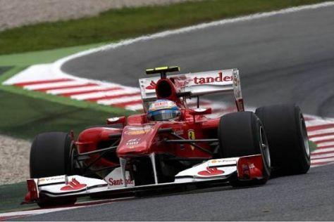 Fernando Alonso tankt aus dem Jubel seiner Fans zusätzliche Motivation