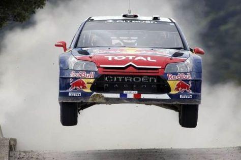 Sébastien Loeb erlebte wohl einen der besten Tage seiner Karriere