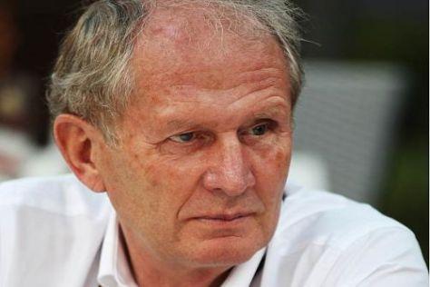 Helmut Marko ist beeindruckt von der Leistung seines Teams im Qualifying