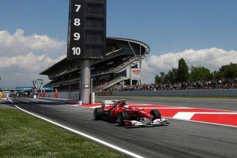 Fernando Alonso erhielt von seinem Chef eine Extra-Portion Lob