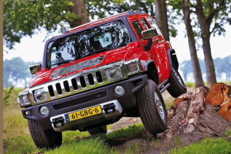 Hummer H3