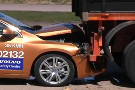 Volvo Crashtestlabor