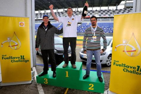 Shell FuelSafe Academy 2010 Sieger Gunther Grossler