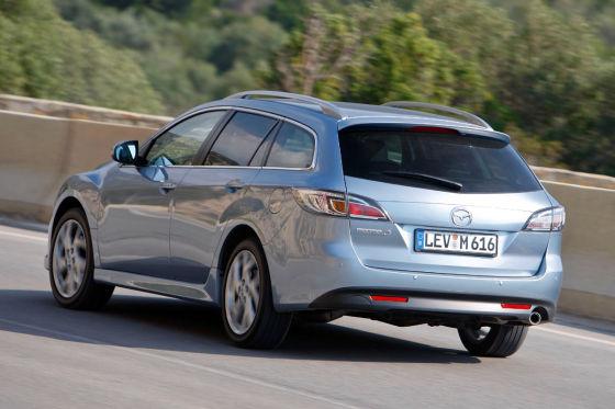 Mazda6 Faceklift (2010)