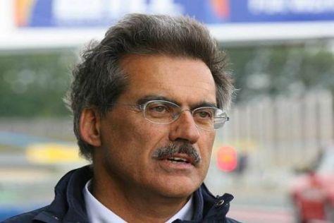 Mario Theissen sieht gute Chancen, dass BMW wirklich in die DTM kommt