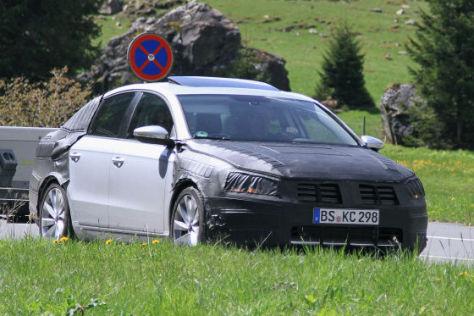 Erlkönig VW Passat (2010)