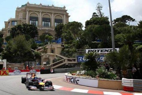 Red Bull Racing kann den Aerodynamik-Vorteil in Monaco nicht ausspielen