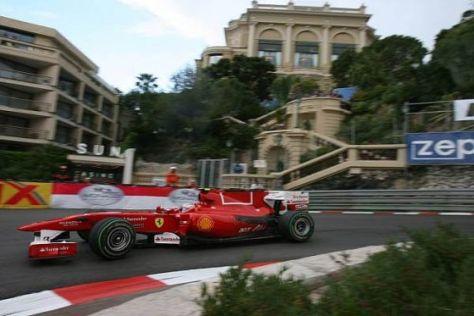Fernando Alonso ist ein heißer Kandidat auf den Sieg in Monte Carlo