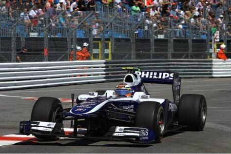 Nico Hülkenberg hatte am Donnerstag die Nase knapp vor Barrichello