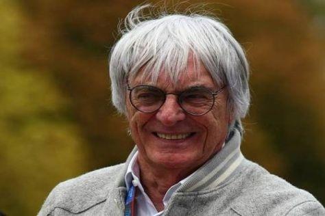Bernie Ecclestone macht sich Sorgen um das spanisch-deutsche HRT-Team
