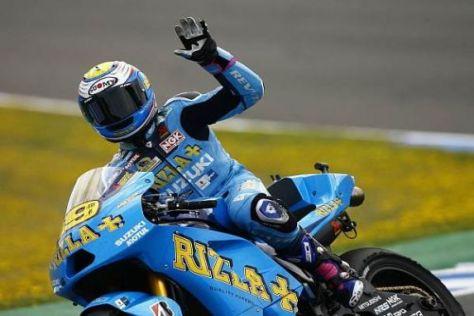 Álvaro Bautista ist noch nicht ganz warm geworden mit dem Suzuki-MotoGP-Bike