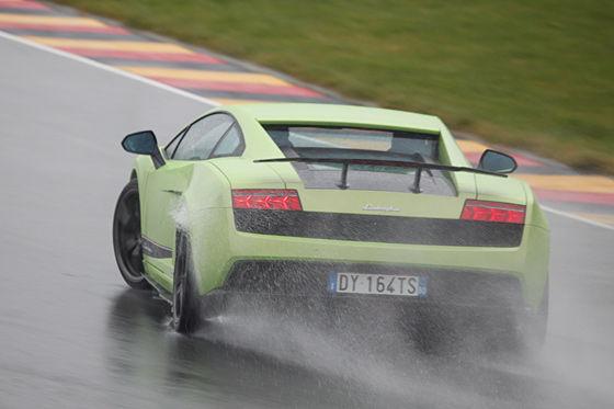 Lamborghini Gallardo LP 570-4 SL