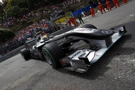 Nico Rosberg sieht durchaus noch Chancen, in den WM-Kampf einzugreifen