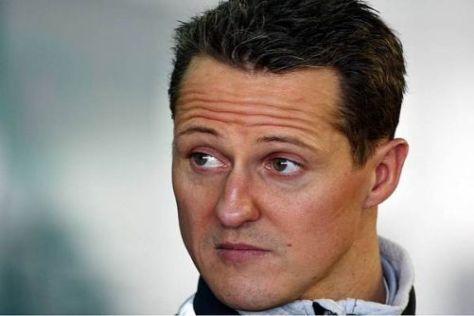 Schumacher erwartet keine Strafe, er glaubt, rechtmäßig überholt zu haben