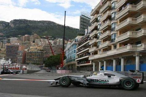 Nico Rosberg hatte erneut kein Wochenende nach Wunsch