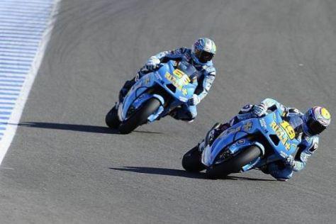 Das Suzuki-Duo möchte in Le Mans eine deutlich bessere Leistung abliefern