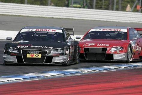 Scheider bestreitet sein 100. Rennen, Rockenfeller will bester Audi-Pilot bleiben