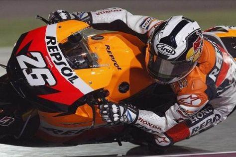 Dani Pedrosa dreht am Wochenende zum 150. Mal am Motorrad-WM-Gashahn