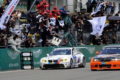 Endstand 24-Stunden-Rennen 2010