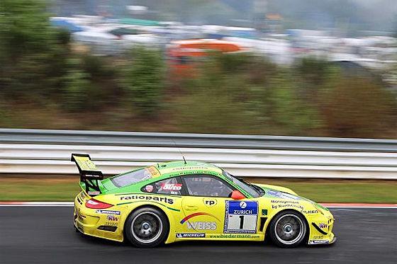 Manthey Porsche 911 GT3 R