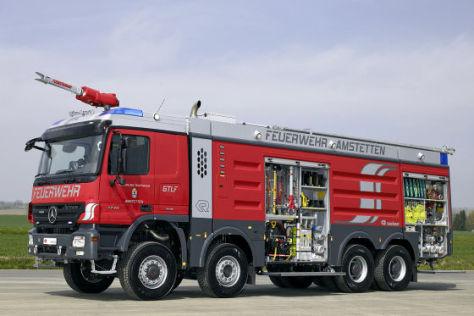Rosenbauer Feuerwehrfahrzeug