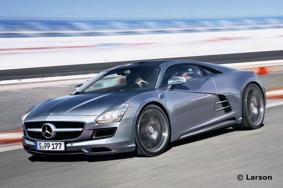 Mercedes SLM