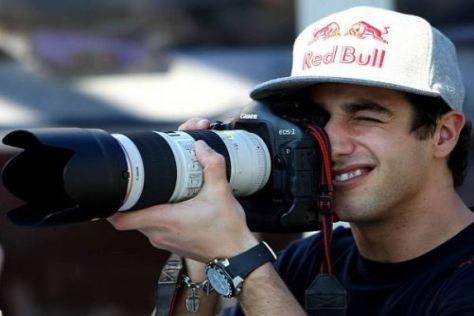 Die Königsklasse in Fokus: Daniel Ricciardo will 2011 ein Formel-1-Cockpit