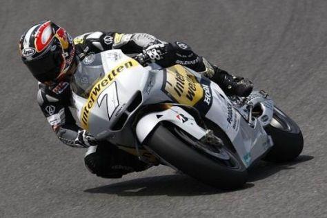 Aoyama will nach der Enttäuschung von Jerez wieder für ein gutes Resultat sorgen