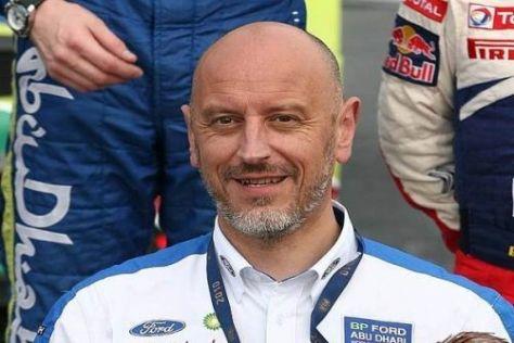 Gerard Quinn macht sich für Hybrid-Technologie in der WRC stark