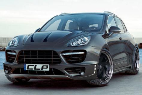 Porsche Cayenne Zukunft Tuningprojekte