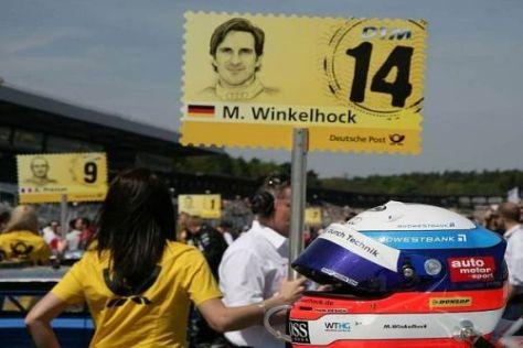 Markus Winkelhock hofft in Valencia auf die Stärke der Jahreswagen