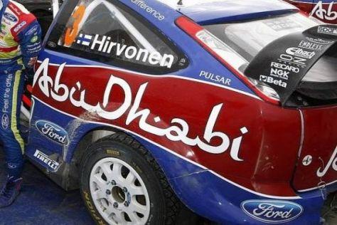 Ein mögliches WRC-Debüt von Abu Dhabi verschiebt sich immer weiter