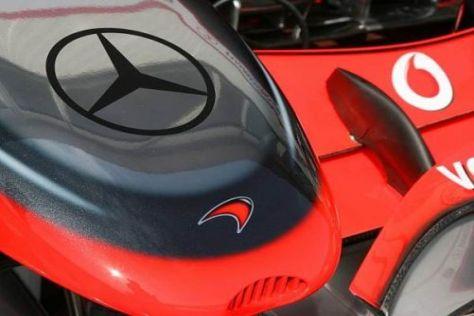 McLaren-Mercedes will schnell auf das Niveau von red Bull kommen