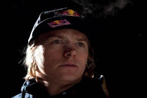 Kimi Räikkönen wird in Italien unter Rennbedingungen auf Asphalt trainieren